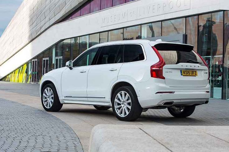 Auto Express Awards Large SUV of the Year 2015, Volvo XC90