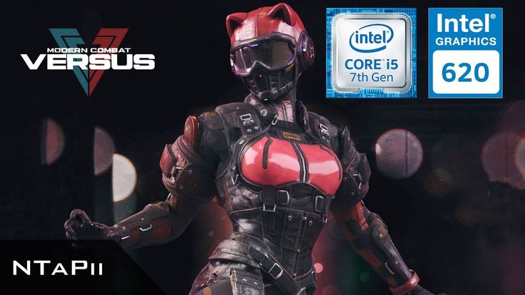 Chơi Modern Combat Versus trên Intel HD 620 - i5 7200u