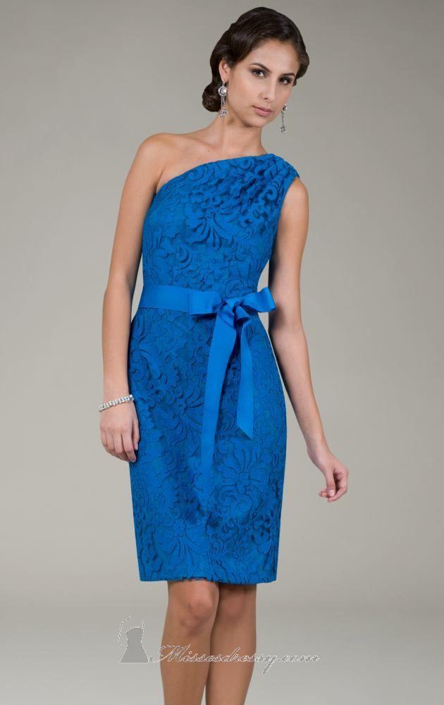 Gorgeous Blue Tadashi at L. Boutique