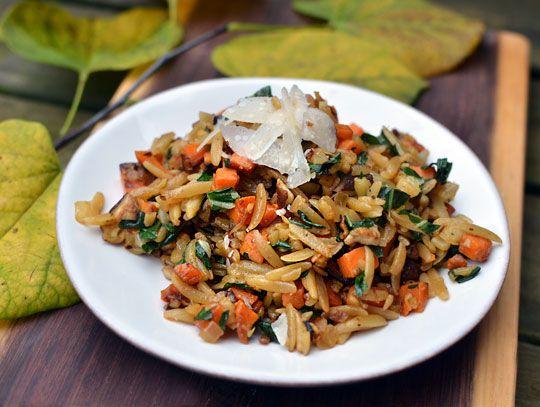 Asian orzo pasta recipes