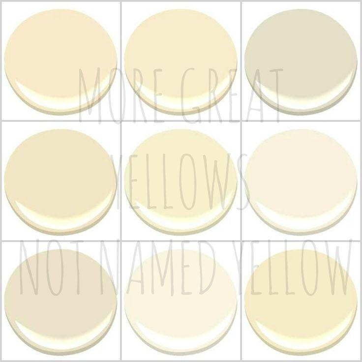 180 best images about paint colors on pinterest for Neutral yellow paint colors