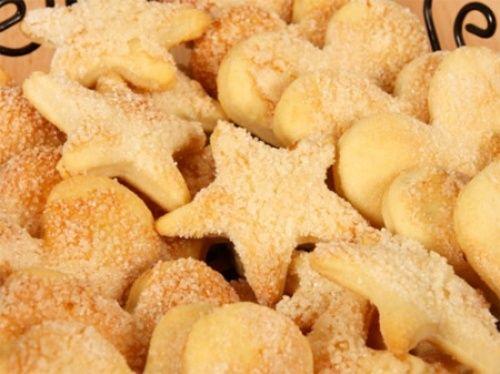 рецепт печенья песочного для формочек 1