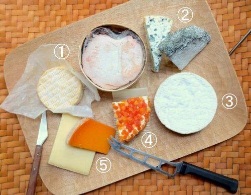 好みのチーズを見つけよう!意外と知らないチーズの種類