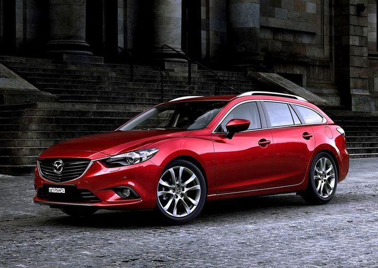Mazda 6 Kombi Facelift (2015)