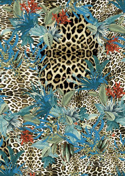 Into the Wild - Lunelli Textil | www.lunelli.com.br