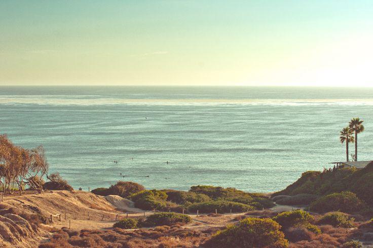 Sunset Cliffs Natural Park © Marta Mandryto