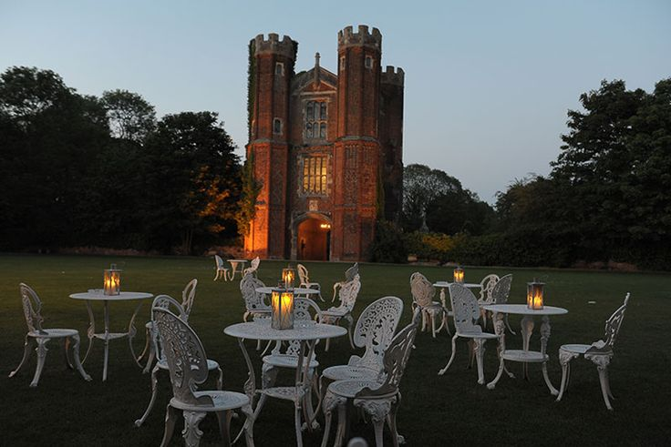 Leez Priory Country House wedding venue in Essex