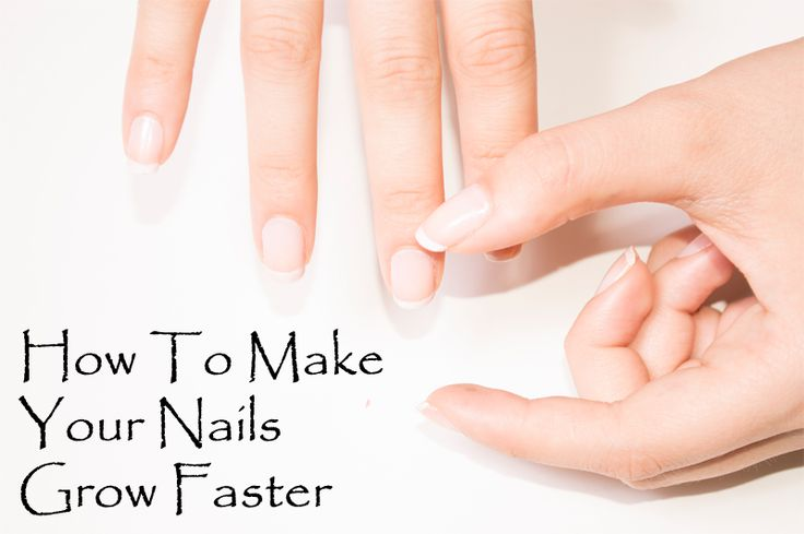 How To Make Your Nails Grow Faster | Beauty Hacks