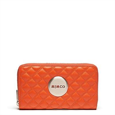 Leather Women's Wallets, Travel Wallets & Purses   Mimco - Revolution Mim Wallet