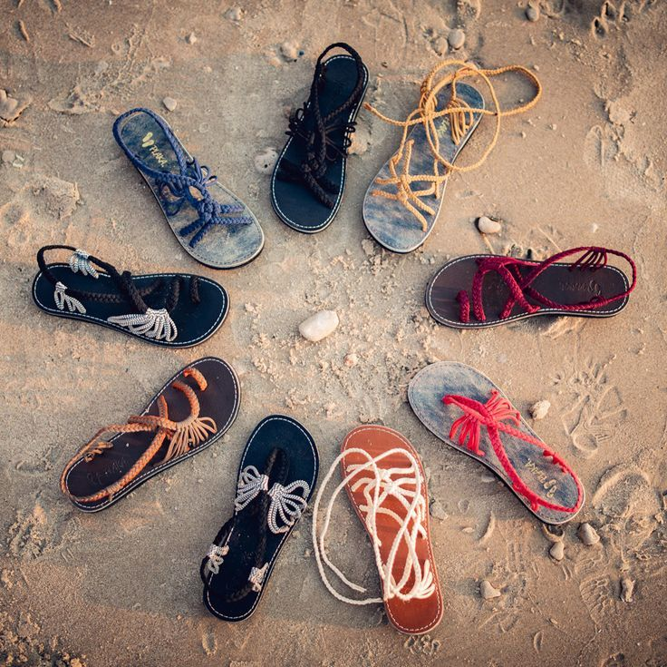 So Many Sandals But Only Two Feet Featuring Sandals From Our