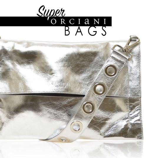 Scegli l'inconfondibile stile italiano di Orciani per le tue nuove borse #ss16! ►Shopping #bag, secchiello, handbag in diversi colori. Scegli la tua! #spedizionegratuita #ILoveOnlineShopping #borse #Orciani