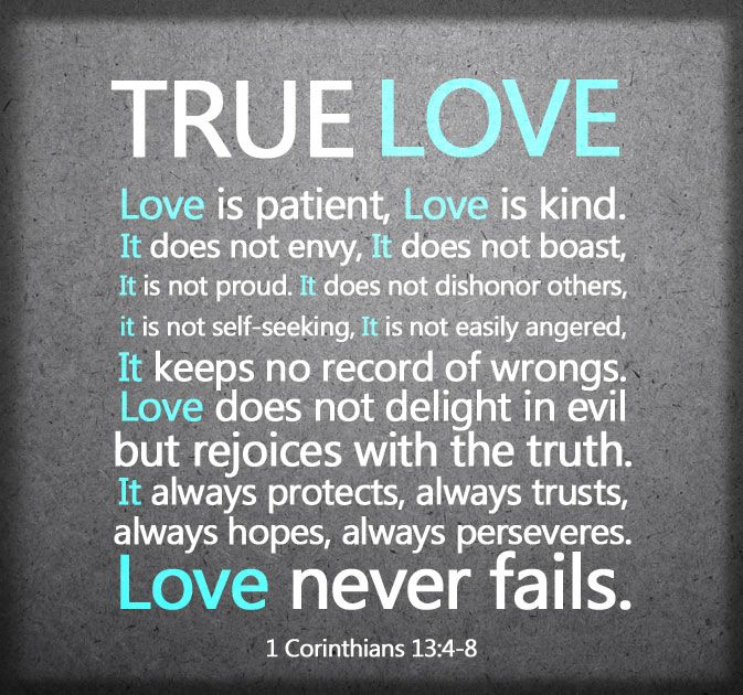 What Does the Bible Say About True Love? - Beliefnet