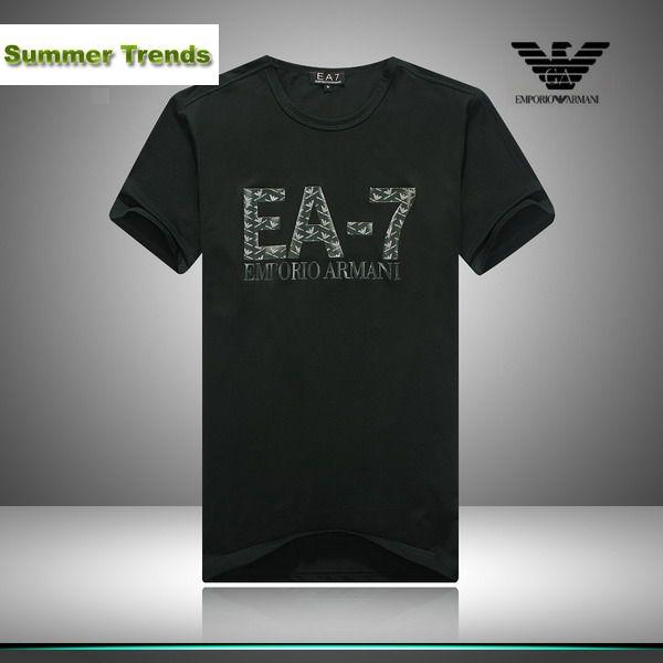 cheap ralph lauren polo shirts Emporio Armani EA-7 Logo Jeans Short Sleeve Men's T-Shirt Green http://www.poloshirtoutlet.us/