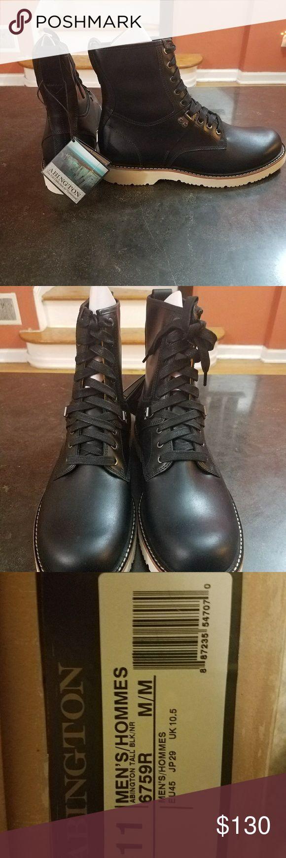 Black boots Abington Timberland Black Abington Timberland boots Timberland Shoes Boots