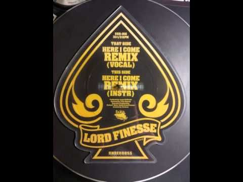 Lord Finesse - Here I Come (Remix) [Instrumental]