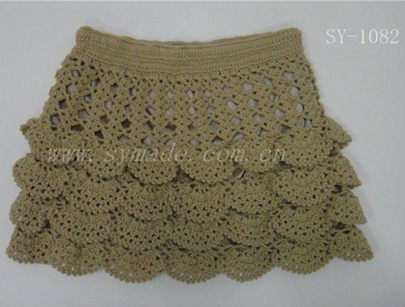 free crochet bathing suit patterns | CROCHETED PATTERN SKIRT | Crochet and Knitting Patterns