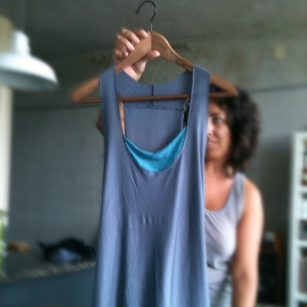 My friend Paulita makes beautiful dresses. She may make one of these for me. Instagram photo by @paulitabMy Friend