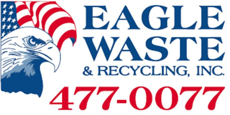 Eagle Waste & Recycling, Inc. - Providing residential, commercial and industrial trash and recyclables collection and disposal. Residential trash may be placed at the end of your driveway and collected weekly or brought into our recycling facility. Aluminum cans are also purchased at the center. Temporary dumpsters are available for your clean up or construction project.