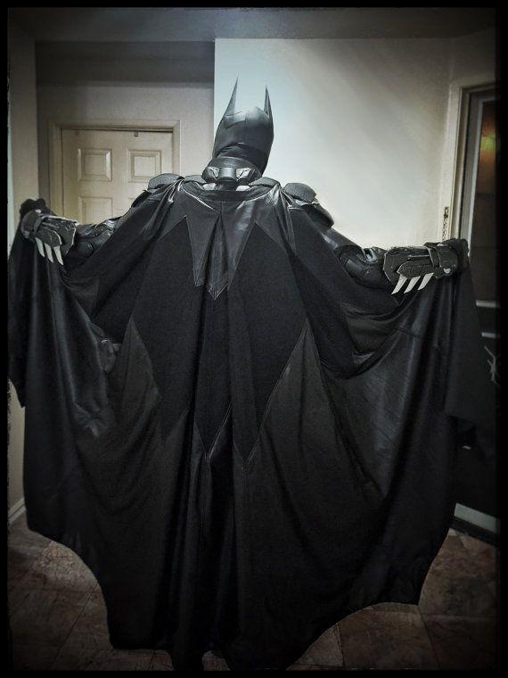 Arkham Knight Cape Batman Cape Batman Arkham Knight Cosplay Batman Cape Batman Batman Suit
