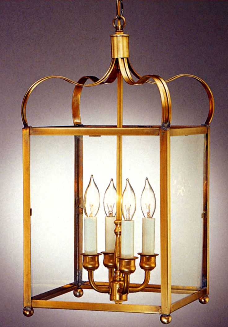 Adams Colonial Pendant Hanging Light Handmade In USA From Solid Copper And Brass Classic Kitchen Dining Room Or Porch Lighting Fixture