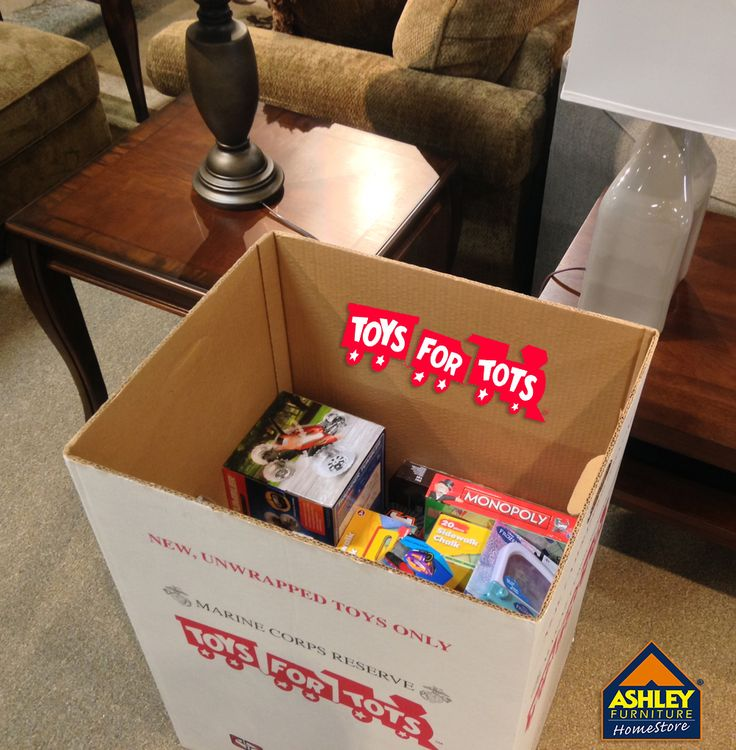 Beau ... For Toys For Tots Letu0027s Help Make A Difference. Drop Off A New,  Unwrapped Toy U0026 Make A Childs Christmas. | #ToysForTots #Tricities #Wa  #AshleyFurniture ...
