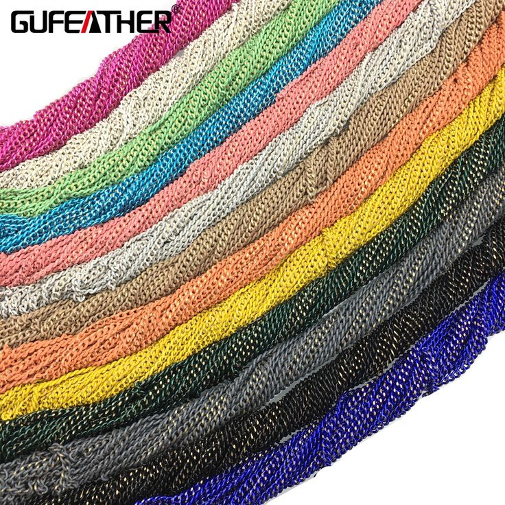 Find More Jewelry Findings & Components Information about GUFEATHER Chain/DIY chain Necklace production materials Sexy punk jewelry  1.8mm accessories for jewelry Nail material,High Quality accessories for jewelry,China diy chain Suppliers, Cheap for jewelry from GUFEATHER Store on Aliexpress.com