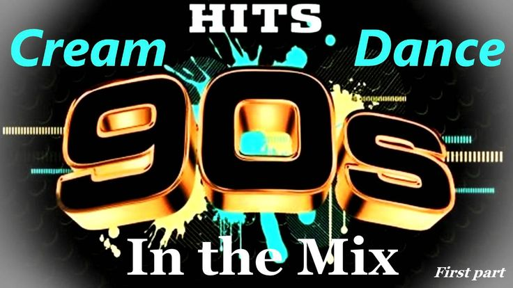 Cream Dance Hits of 90's - In the Mix - First Part (Mixed by Geo_b)