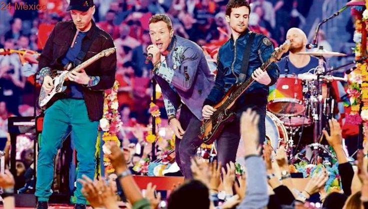 Coldplay dedica canción a víctimas de Harvey
