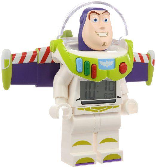 Lego Toy Story Woody Clock Buzz Lightyear