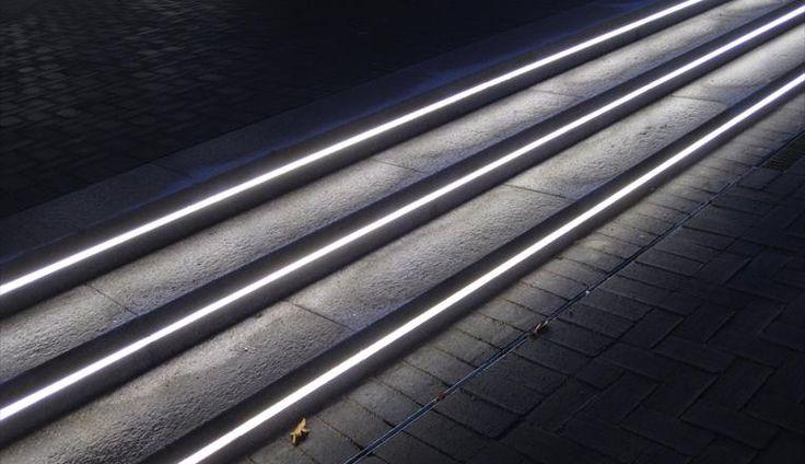 Iguzzini Light Blade Facade Google Search Lighting