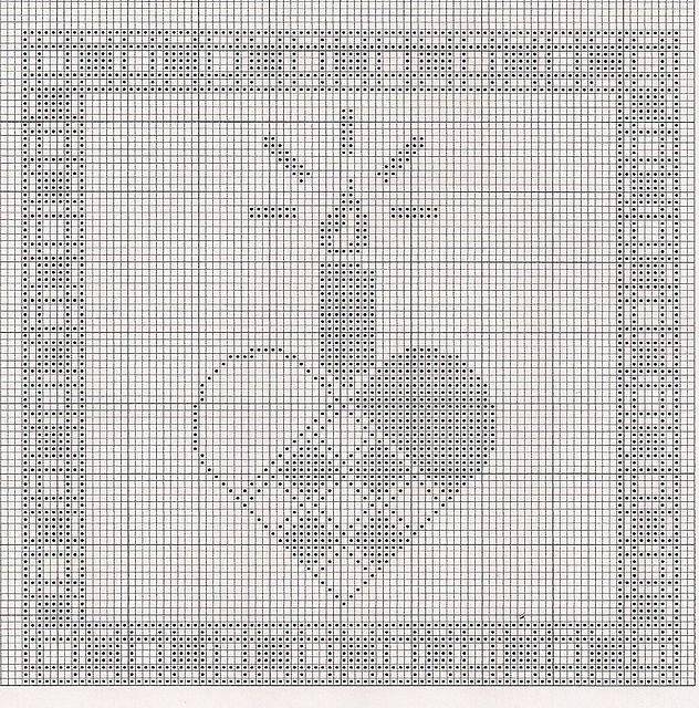 Danish Christmas Heart Chart