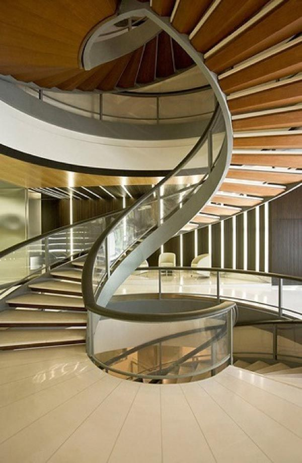 17 best images about spirals stairways to on pinterest for Interior spiral staircase designs