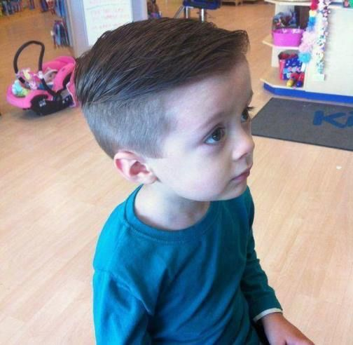 Best Boys Haircuts Images On Pinterest Baby Haircut Boy - Baby hairstyles for boy