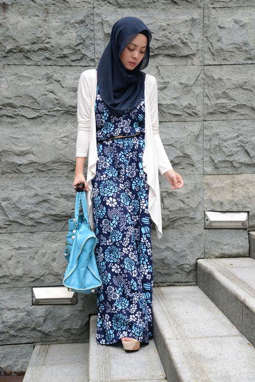 Vivy Yusof ♥ Muslimah fashion & hijab style