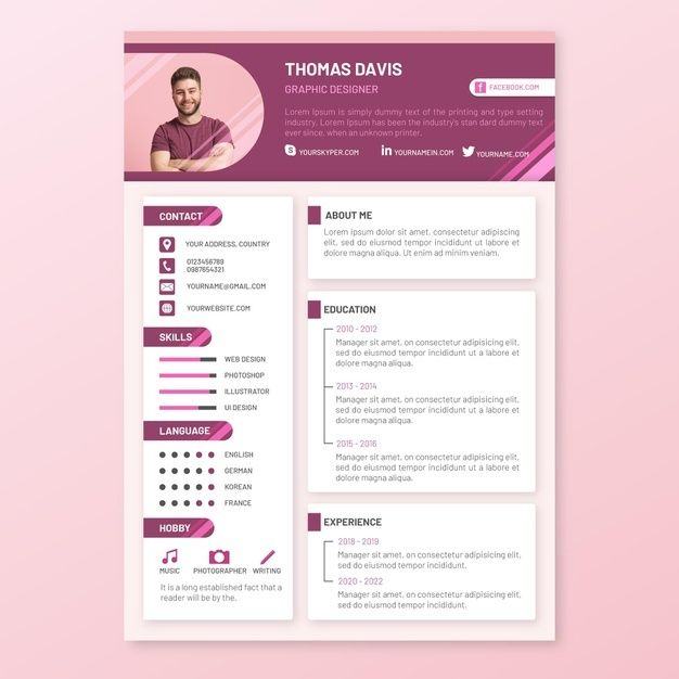 Download Modern Cv Template Style For Free In 2020 Modern Cv Template Modern Cv Cv Template
