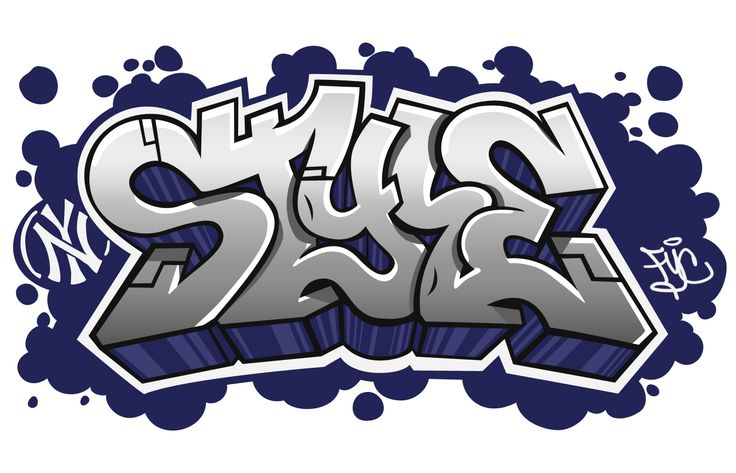 Graffiti Letters Styles | joshuaself style graffiti letters piece