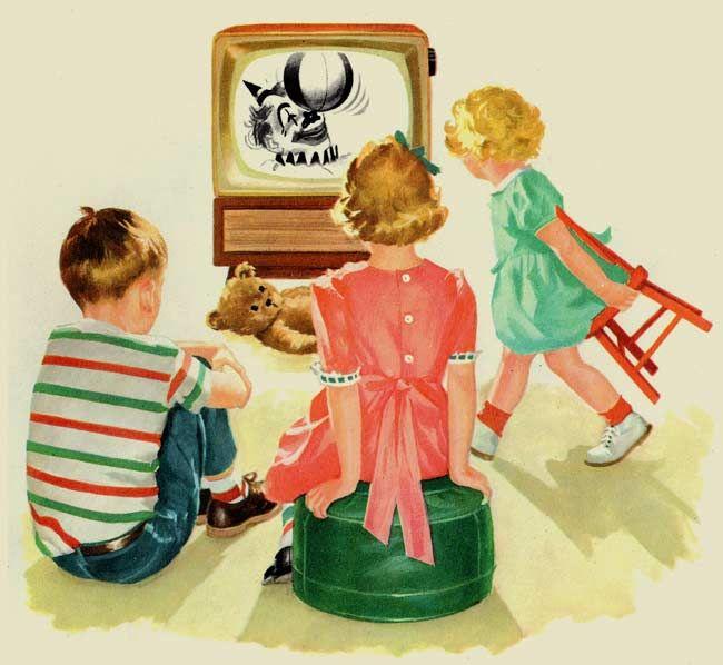 1962 Sally, Dick og Jane TV-tid Dick And Jane-8231
