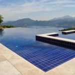 Infinity pool at Kekik Boutique Hotel