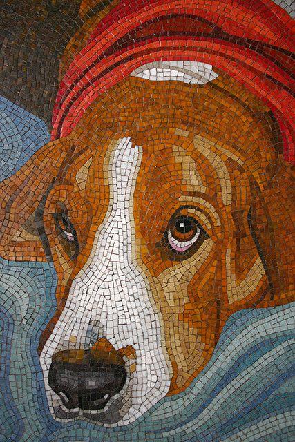 Floyd close-up by sundogmosaics