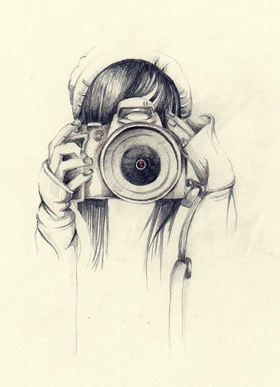 camera drawing - Google Search