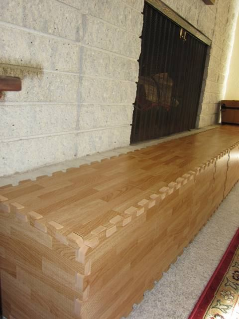 25 best images about inerlocking flooring on pinterest for Hardwood floors and babies