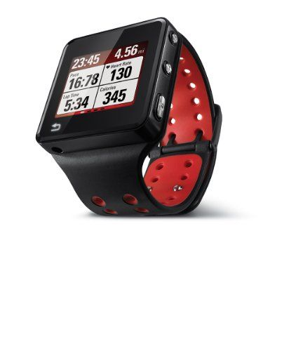 Motorola MOTOACTV 8GB GPS Sports Watch and MP3 Player - Retail Packaging