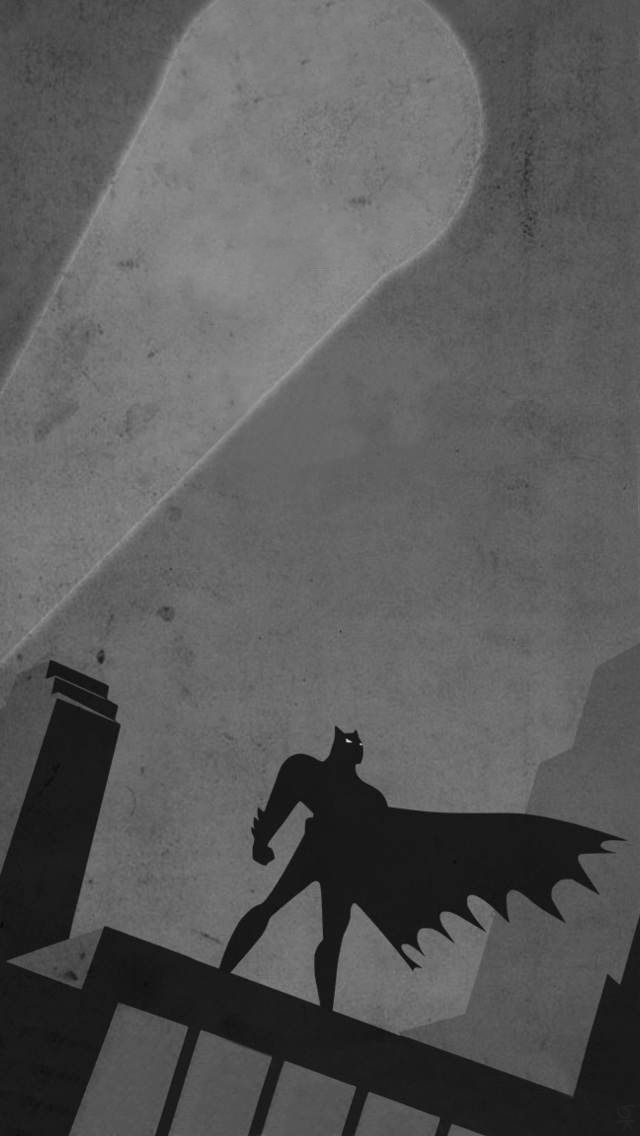 ↑↑TAP AND GET THE FREE APP! Art Creative Batman Movie Superhero Clip Art Black HD iPhone Wallpaper