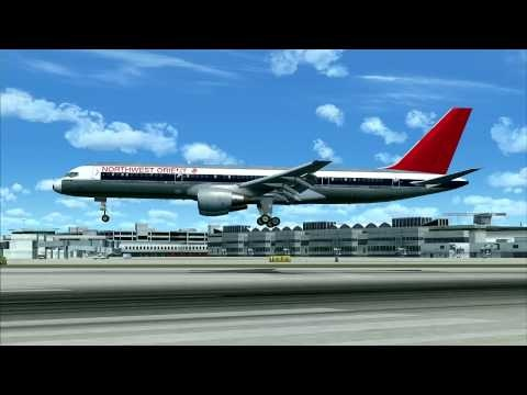 [HD] Northwest Airlines Tribute