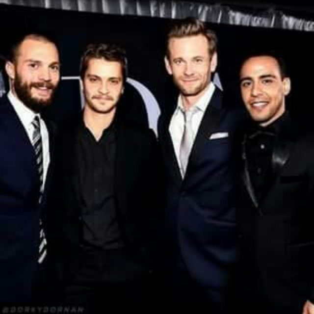 The handsome guys from FSD at French  Premier 2017