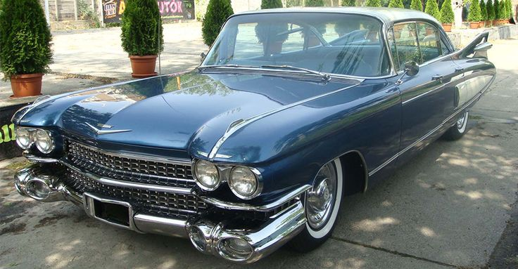 1959 Cadillac Fleetwood | Álomautó Múzeum | Veterán autó bérlés | Oldtimer autók | Amerikai veterán autók | Régi amerikai autók | Veterán autó bérlés esküvőre és rendezvényre