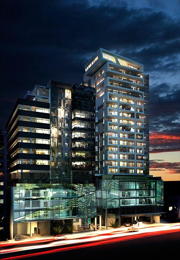 7 Yarra - Bird de la Coeur Architects  Photo: Dianna Snape