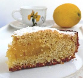 Thermomix Recipes: Lemon Custard Cake : Patisserie Dessert with Thermomix