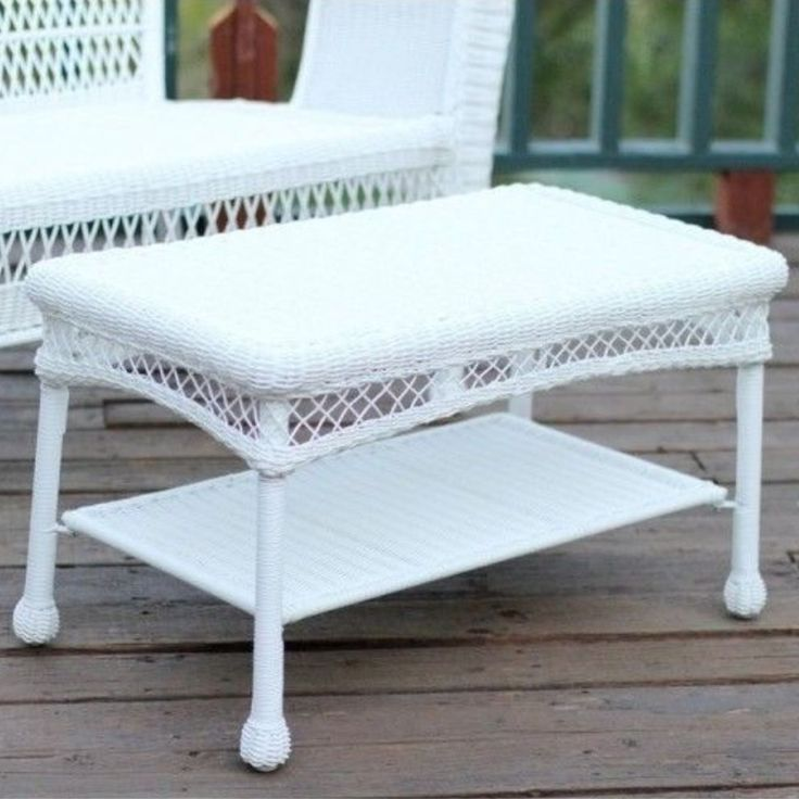 The 25+ Best White Wicker Patio Furniture Ideas On Pinterest | Wicker Patio  Furniture, Outdoor Wicker Furniture And White Wicker Furniture Part 53