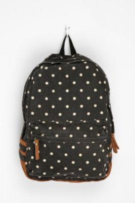 polka dot backpack: Fashion Shoes, Back To Schools, Dotty Backpacks, Urban Outfitters, Polka Dot Backpack, Carrots Polka, Polka Dots Backpacks, Backpacks Carrots, Backpacks Polka Dots